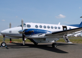 Beechcraft Super King Air B350