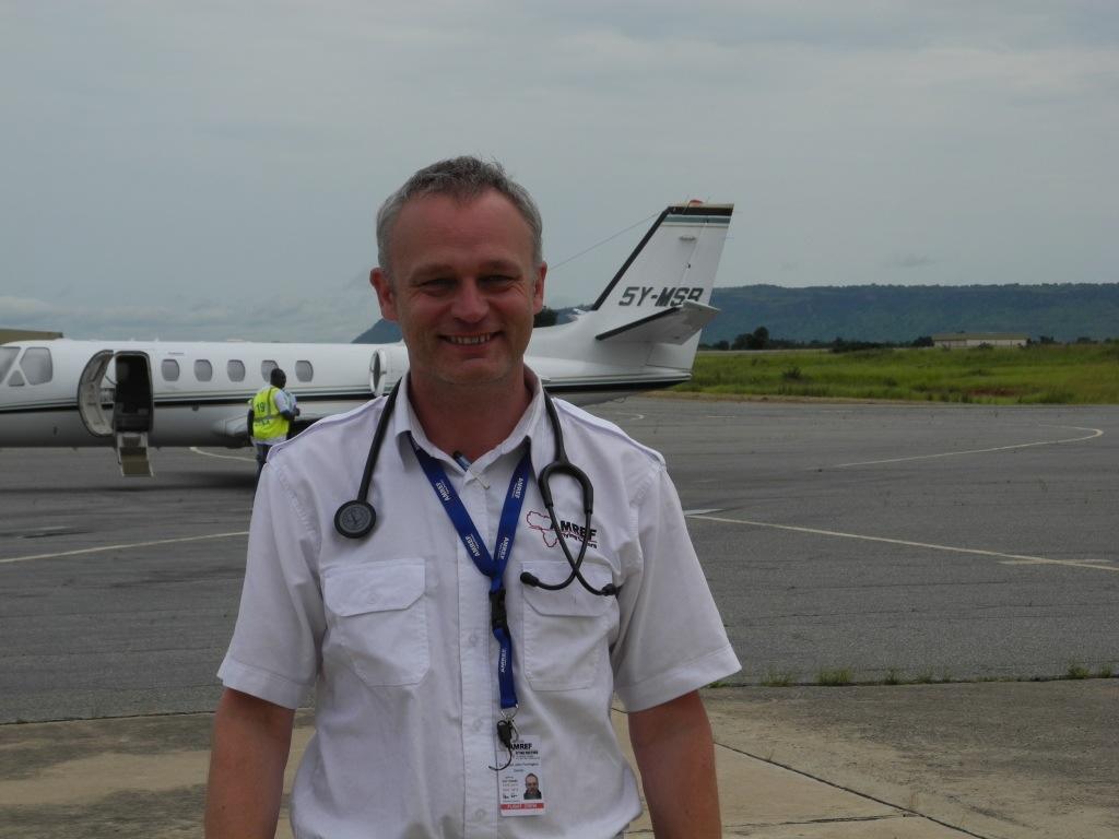 Dr. Simon J. Forrington