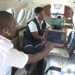 Arranging an Aero-medical Evacuation