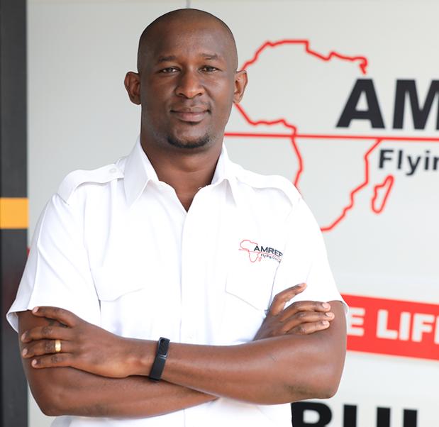 Stephen Gitau - CEO, AMREF Flying Doctors