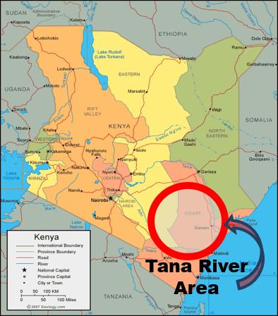 AMREF Flying Doctors evacuates Tana River Buffalo attack Victim