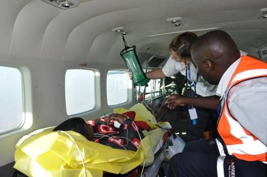 Charity Evacuation – Mandera to Nairobi