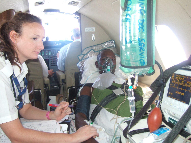 Amref Flying Doctors Volunteer Physician Programme